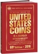 Whitman's The Official Red Book - A Guide Book of United States Coins 2016 - www.jakesmp.com