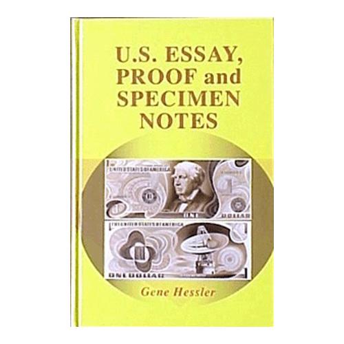 essay specimen notes Us essay, proof, and specimen notes by gene hessler starting at $400 us essay, proof, and specimen notes has 1 available editions to.