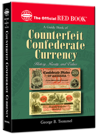 .gif of the Whitman book counterfeit Confederate Currency by George B. Tremmel