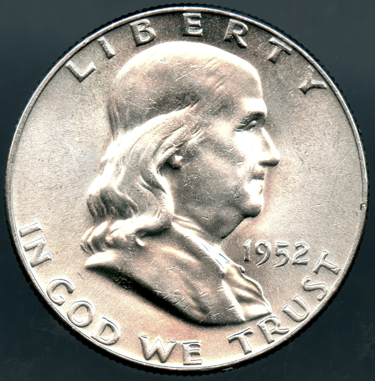 Franklin half